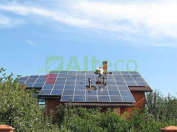 solar panels installation 1
